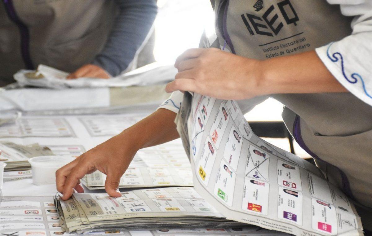 Declara IEEQ validez de elecciones en 15 Distritos y 8 Ayuntamientos