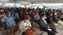 Sin contratiempos proceso de vacunación contra COVID-19 en Pedro Escobedo