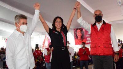 Querétaro tendrá a su primera gobernadora y será Abigail Arredondo