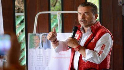 Certifica Hugo Cabrera el cumplimiento de propuestas de campaña