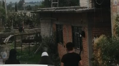Identifican domicilio en San Sebastián de las Barrancas, donde compraban el voto