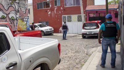 Detienen a 11 por agresión de arma de fuego en Cadereyta