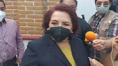 Confirma el TEPJF sanción a Celia Maya por actos anticipados de campaña