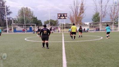 Reanudan actividades deportivas en Pedro Escobedo