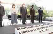 Conmemoran Bicentenario de la Capitulación de San Juan del Río