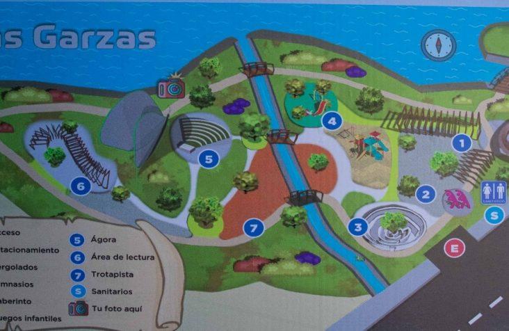 Pronto las familias sanjuanenses disfrutarán del Parque Las Garzas