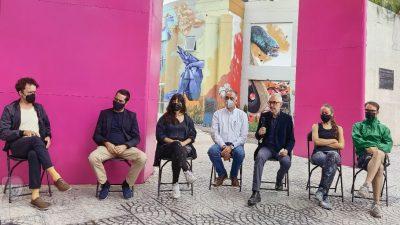 """Festival Internacional de arte urbano """"Mexpania Nueve Arte Urbano"""""""