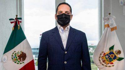 Emite gobernador mensaje de alerta ante incremento de casos COVID-19 en Querétaro