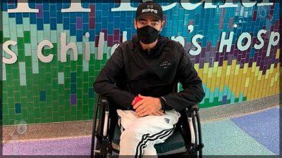 La razón por la que Toño Mauri regresó al hospital