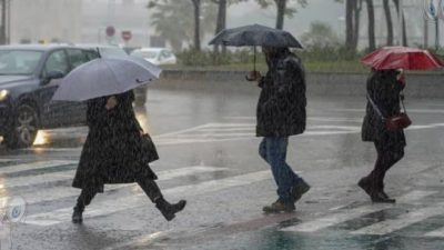 Inicia el mes de julio con lluvias, tormentas y granizo en gran parte de México