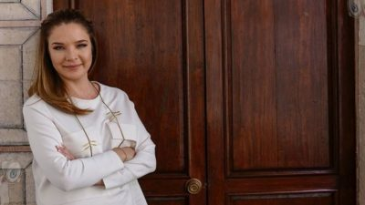 Mauricio Kuri nombra a Mariela Morán Ocampo como Secretaria de Turismo