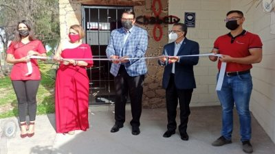 Inaugura Memo Vega instalaciones de Fundación Chabely en zona oriente