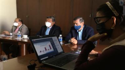 Presenta SEDEQ portal para el regreso a clases presenciales