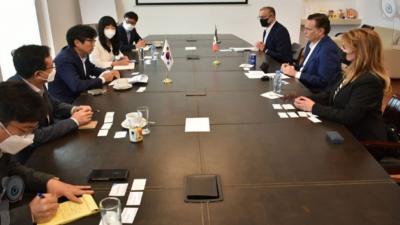 Querétaro y Corea harán sinergía: Mauricio Kuri