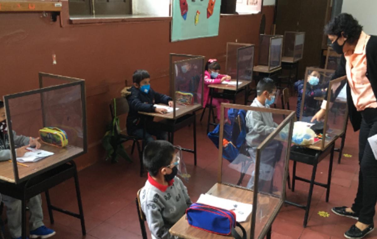 Inicia ciclo escolar presencial 2021-2022 con el 20% de la matrícula de estudiantes