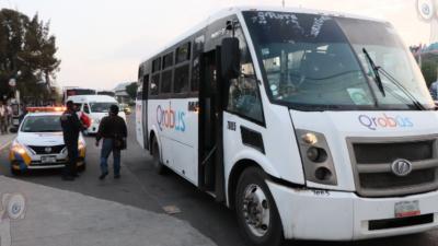 Implementan Plan Operativo de Regreso a Clases en el Transporte Público