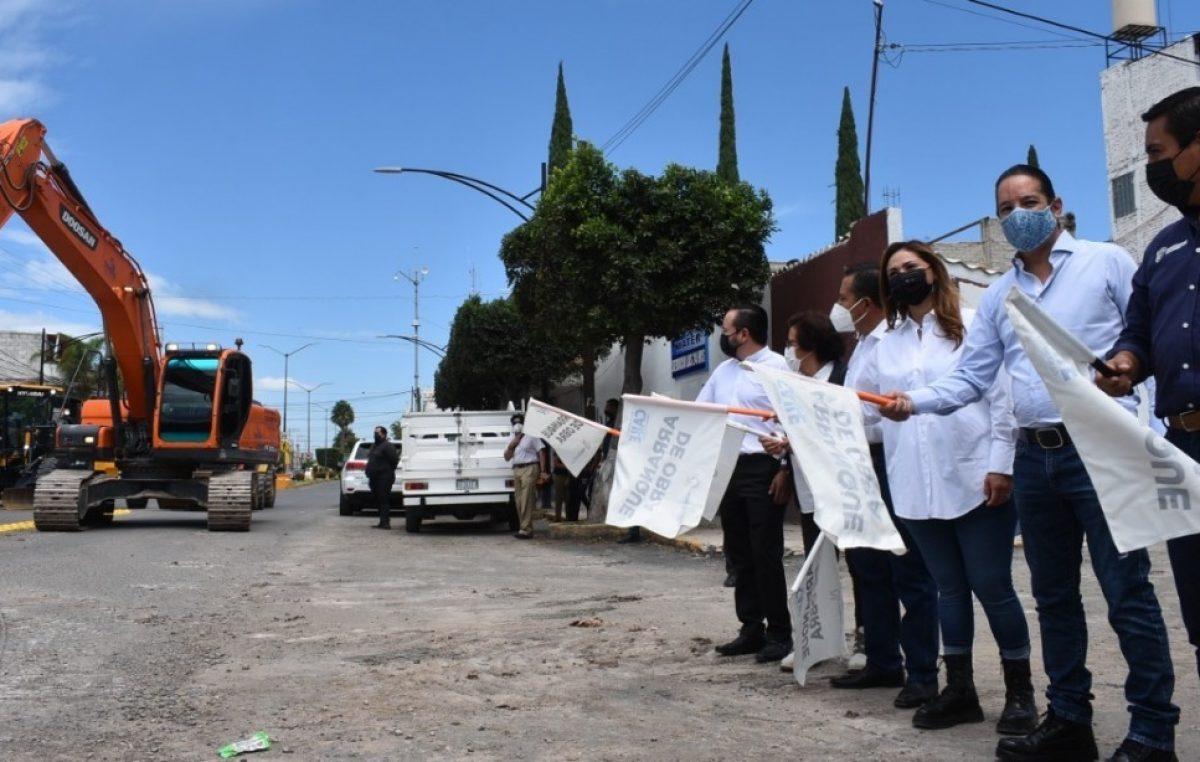 Entregan autoridades segunda etapa de Panamericana en Escobedo