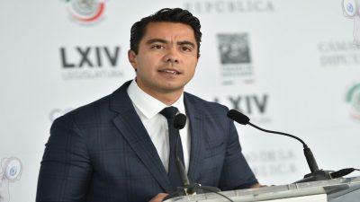 Acción Nacional no apoyará las iniciativas preferentes de AMLO: Felifer Macías