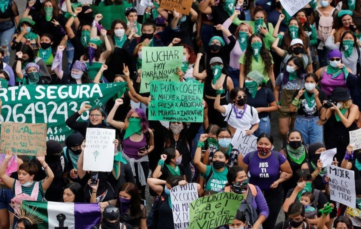 Despenaliza el aborto la Suprema Corte de México