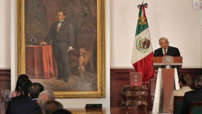 Presenta Andrés Manuel López Obrador Tercer Informe de Gobierno