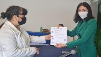Certifican a Centros de Rehabilitación y Servidores Públicos en SJR
