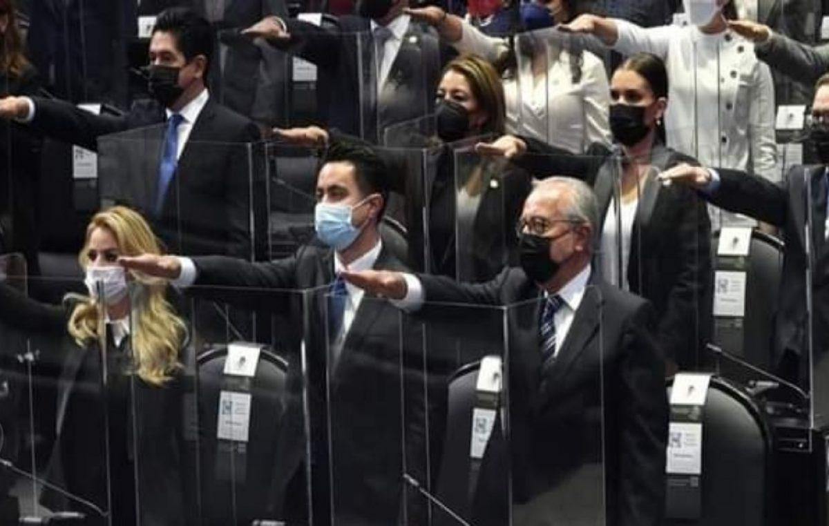 Marcia Solórzano toma protesta como Diputada Federal