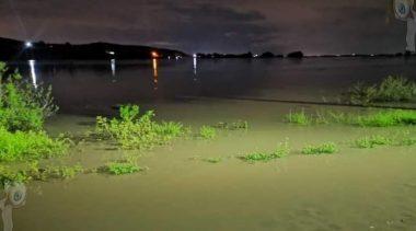 Afectaciones menores y monitoreo por lluvias en Pedro Escobedo