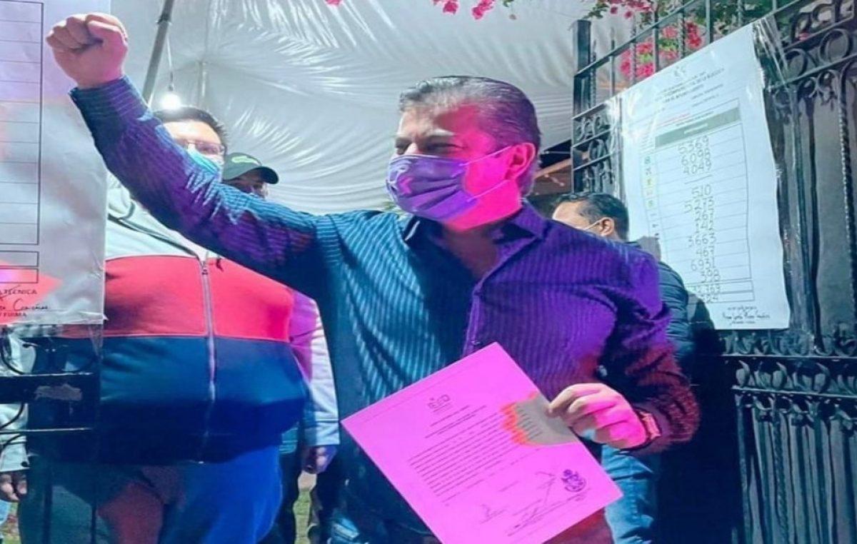 Ratifica el TEEQ triunfo de Toño Mejía Lira en Tequisquiapan