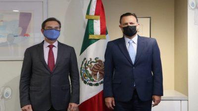 Querétaro será punta de lanza en el mundo: Mauricio Kuri