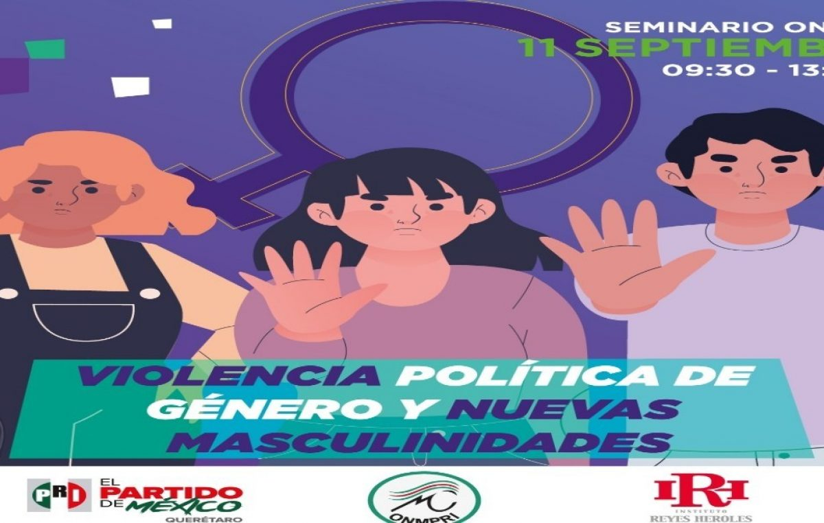 Capacita PRI en tema de violencia política de género