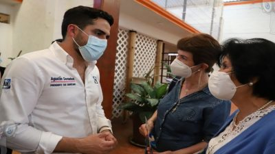 Agustín Dorantes agradece trabajo de militantes panistas
