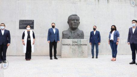 Celebran panistas el 82 Aniversario del instituto político en Querétaro