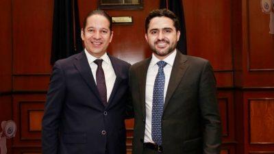 Pancho Domínguez entrega un estado fuerte y sano: PAN