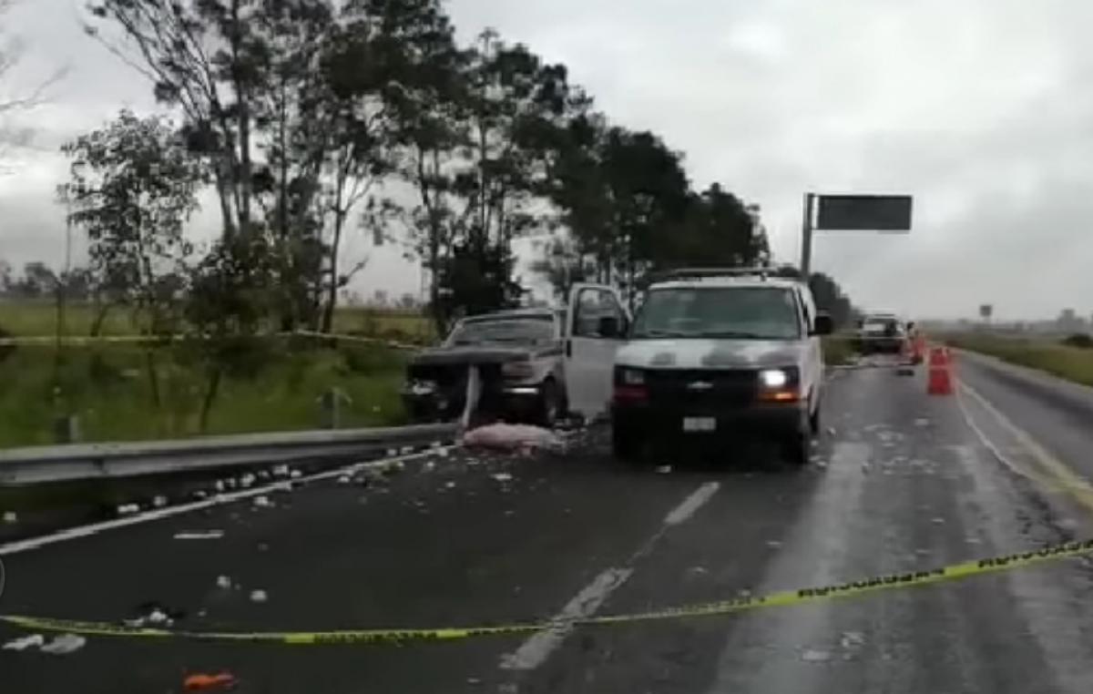 Fallece mujer en accidente automovilístico en la carretera Amealco – Galindo