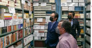 Supervisa Gobernador funcionamiento de imprenta oficial del estado