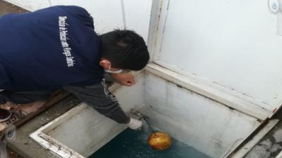 Secretaría de Salud apoya a zonas afectadas por lluvia en SJR y Escobedo