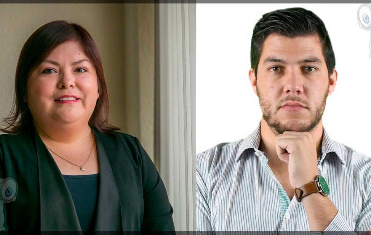Anuncia Roberto Cabrera a Secretaría Particular y Director de Comunicación Social
