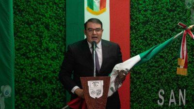 Realiza Gobierno Municipal de Memo Vega Grito de Independencia virtual