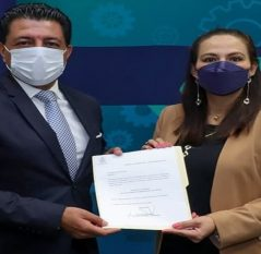 Asume Fernando Ferrusca Ortiz titularidad de la UTSJR