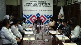 Rinde protesta el Patronato del SMDIF en Pedro Escobedo