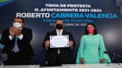 Nos toca resolver lo urgente para poner adelante a San Juan: Roberto Cabrera