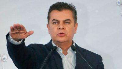 Toño Mejía toma protesta como alcalde de Tequisquiapan