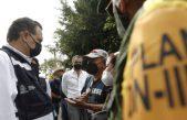 Atiende Gobernador contingencia por inundaciones en Querétaro y Corregidora