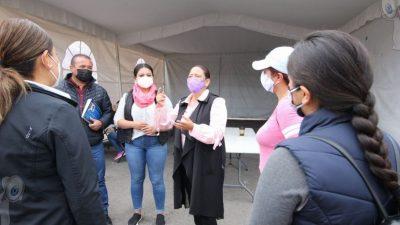 Regidores se suman a los trabajos de apoyo a las familias afectadas por inundaciones en SJR