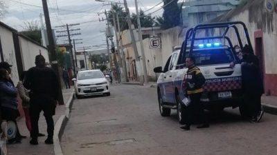 Detienen a presunto agresor sexual en San Juan del Río