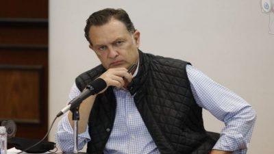 """Querétaro regresará a """"Escenario A"""" señala Mauricio Kuri"""