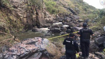 Fallece menor de edad al caer al río en San Juan del Río