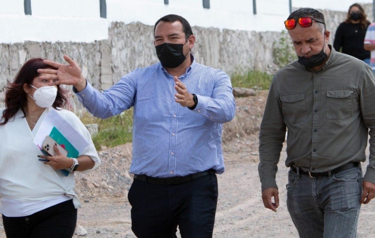 Juntos haremos un San Juan más seguro: Roberto Cabrera