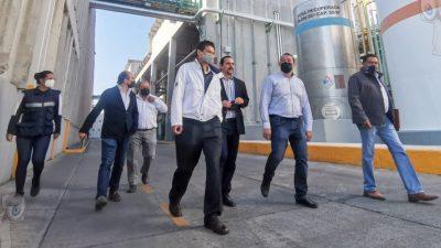"""Arranca Roberto Cabrera programa """"Adelante la Industria"""""""