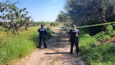 Hallan cuerpo sin vida en Santa Cruz Nieto